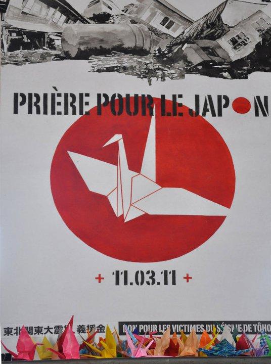 Midi Minuit pour le Japon