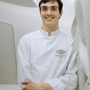 Pierre Mathieu, pâtissier en chef  || Pierre Mathieu, pastry chef