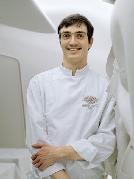 Pierre Mathieu du Mandarin