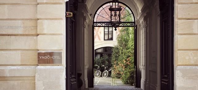 YNDO HOTEL, Le nouveau refuge 5 étoiles bordelais||YNDO HOTEL, The new 5 stars in Bordeaux