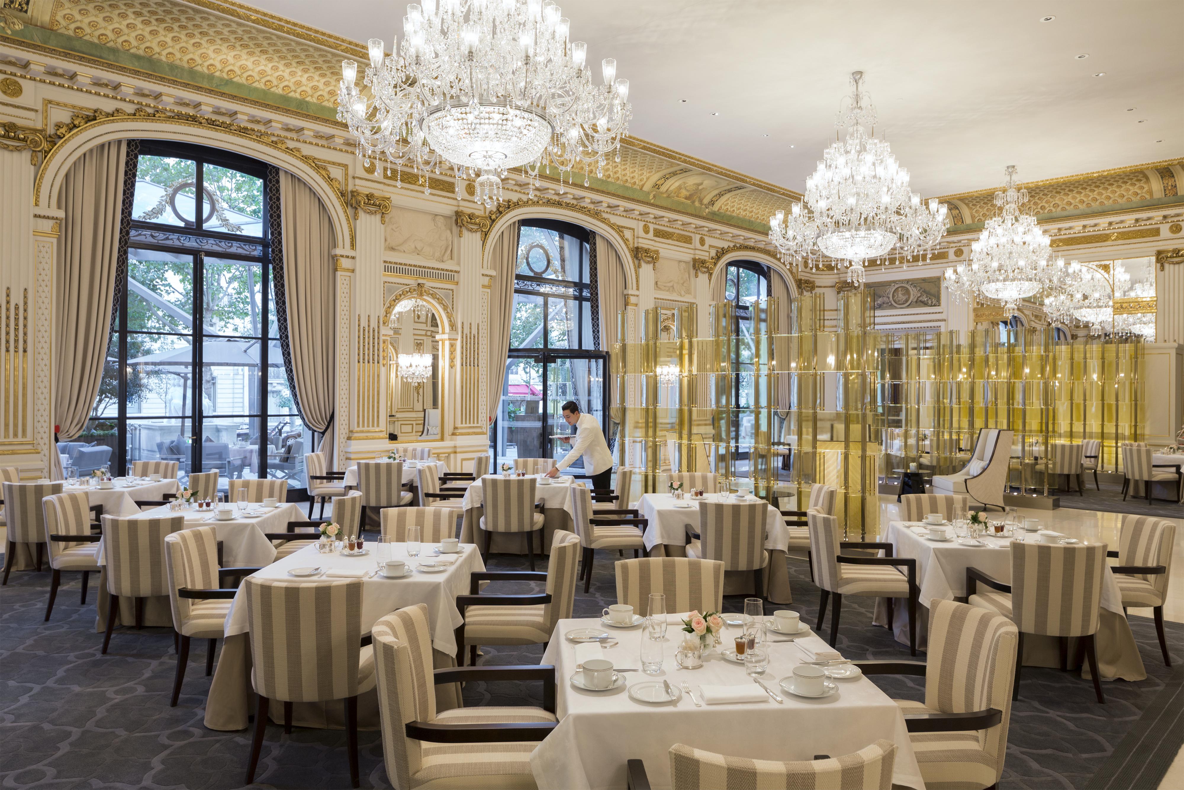 Le Restaurant Hotel Amour